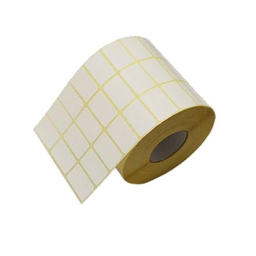 لیبل سه ردیفه کاغذی 35*25