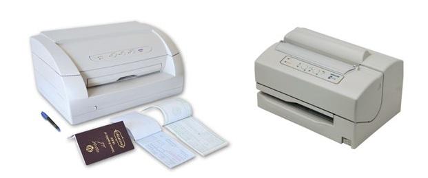 پرینتر چاپ چک در نرم افزار آراد