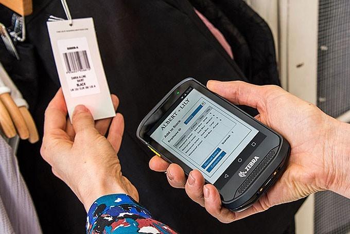 کاربرد PDA در فروشگاه