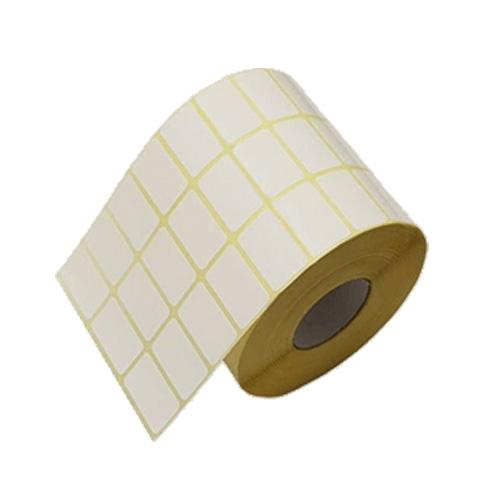 لیبل کاغذی 35*25 سه ردیفه