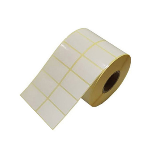لیبل کاغذی 50*30 دو ردیفه