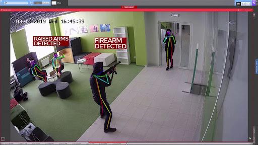 تحلیل رفتار انسان در دوربین مداربسته 2