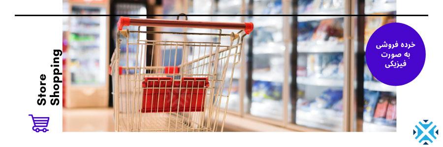 جایگاه فروشگاه ها در اقتصاد