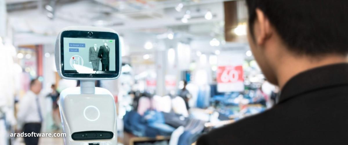 رباتیک در صنعت خرده فروشی