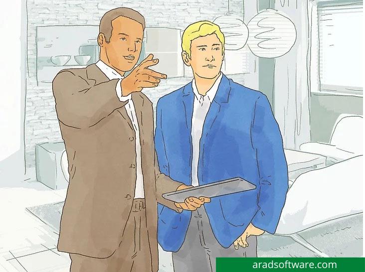کسری موجودی انبار:برای جلوگیری از سرقت مغازه ، صندوق داران را در محل مناسب مستقر کنید.